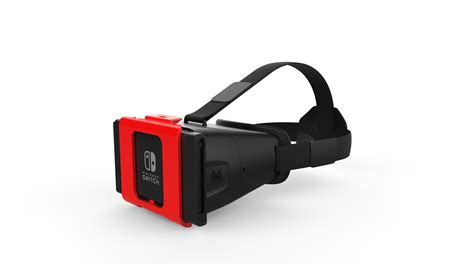 ns glasses simulate 3d on nintendo switch with vr style