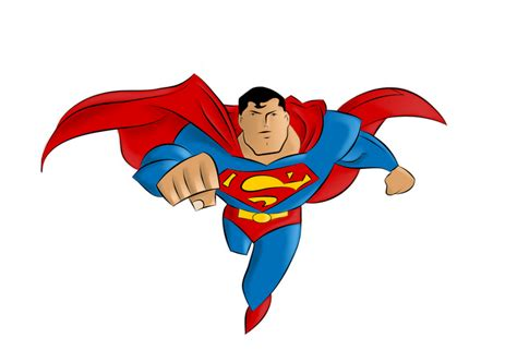 Superman Cartoon Characters