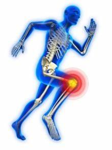 Хроническая боль в коленных суставах причины