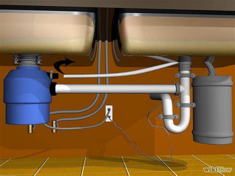 proper kitchen sink plumbing badger garbage disposal wiring diagram ge garbage disposal 4431