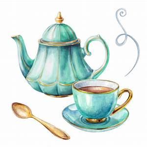 Best Tea Pot Illustrations, Royalty-Free Vector Graphics ...