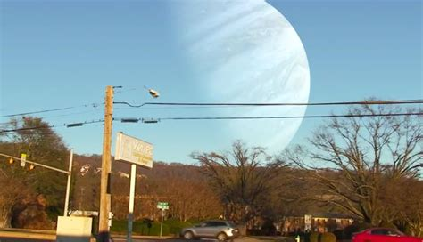 planets   close   moon science