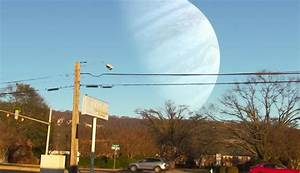 If Other Planets Were As Close As The Moon - Science ...