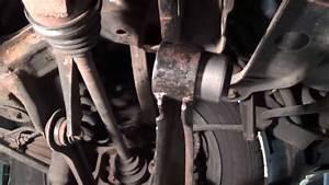 2002 Subaru Rear Alignment Bushing Replacement