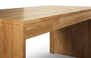 Schreibtisch Massivholz Eiche : sanda aus eiche rustikal schreibtisch nach ma ~ Whattoseeinmadrid.com Haus und Dekorationen