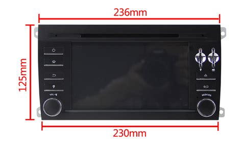 Without changing out the radio, you could use a bluetooth to fm transmitter device. Belsee Android 9.0 Auto Head Unit Radio Replacement Stereo Upgrade for Porsche Cayenne 2003 2004 ...
