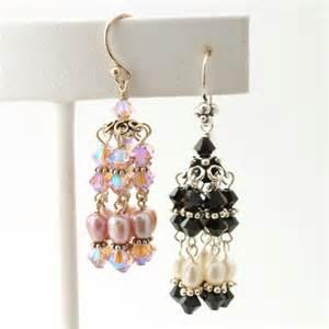 teardrop chandelier earrings how to make beaded chandelier earrings chandelier online