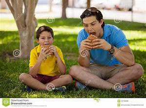 The Biggest Bite Wins! Royalty Free Stock Images - Image ...