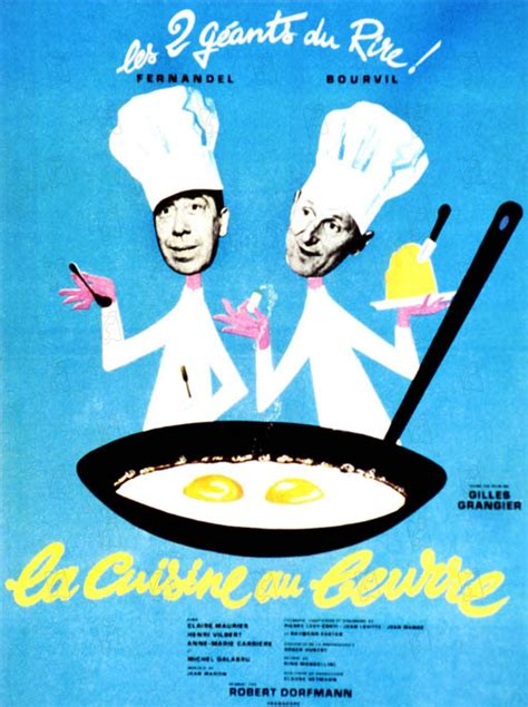 la cuisine au beurre 1963 allocin 233