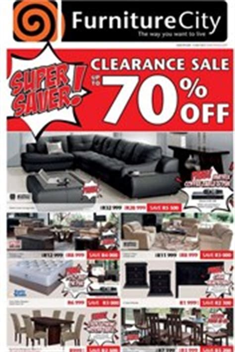 furniture city specials jun    jul