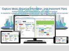3in1 mind mapping software mind map,planner,dashboard
