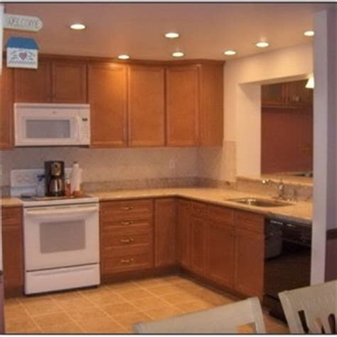 recessed lighting kitchen led