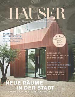 Magazin Für Architektur Und Design by Unsere Zeitschriftenabos Herzlich Willkommen