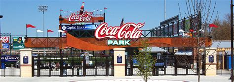 Coca Cola Park   L&H Sign Company, Philadelphia, PA