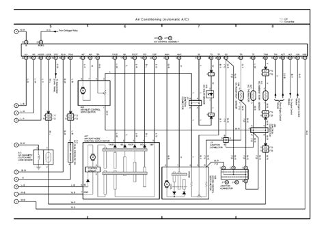 2009 Toyotum Camry Ac Wiring Diagram 2001 toyota camry wiring diagram before you call a ac