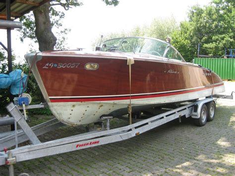 Riva Boats For Restoration by Riva Tritone Riva Tritone 156 Restoration