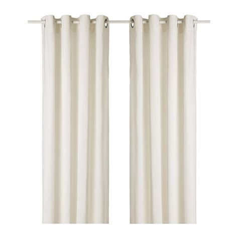 ikea sanela curtains sanela curtains 1 pair 140x300 cm ikea