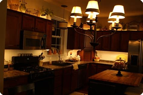 Kitchen Mood Lights by Gt Mood Lighting In The Kitchen استفيد