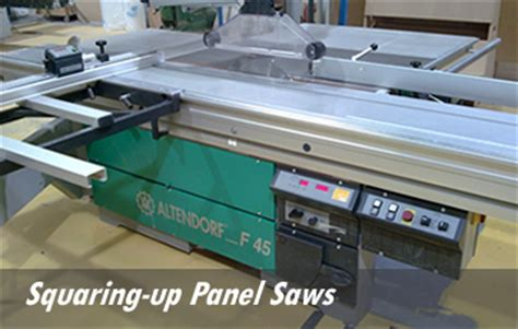 woodworking machinery repairs servicing  installation