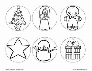 """Search Results for """"Christmas Ornaments To Color And Cut ..."""