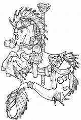 Griffin Coloring Pages Sample Printable Gryphon Getcolorings sketch template