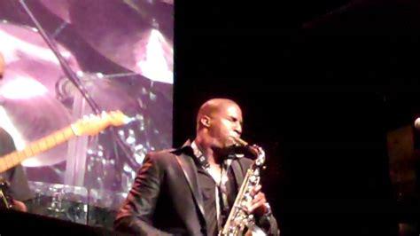 Eric Darius Performs Kingston Flavor Live At Anthology