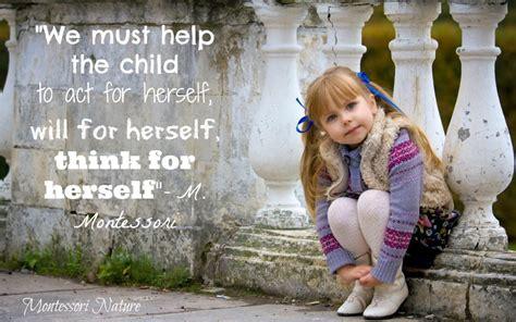 quotes  maria montessori inspiration  teachers