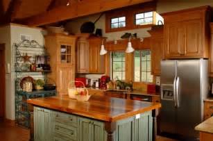 kitchen cabinet island ideas 46 fabulous country kitchen designs ideas