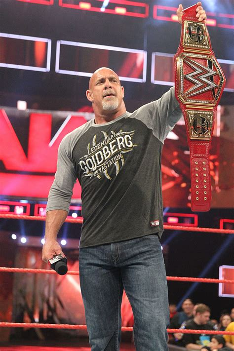 Amazing Goldberg Facts You Need To Know Wwe Career