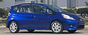 2009 Honda Fit Sport Review  Car Reviews