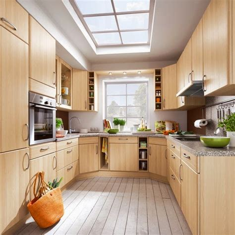 gambar desain ruang dapur mungil minimalis modern cantik