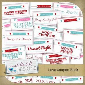 make the best of your nest valentine coupon book free With coupon book template for husband