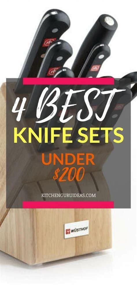 knife under sets cottagebedroom chef kitchenguruideas