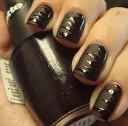 Cool matte nail art designs