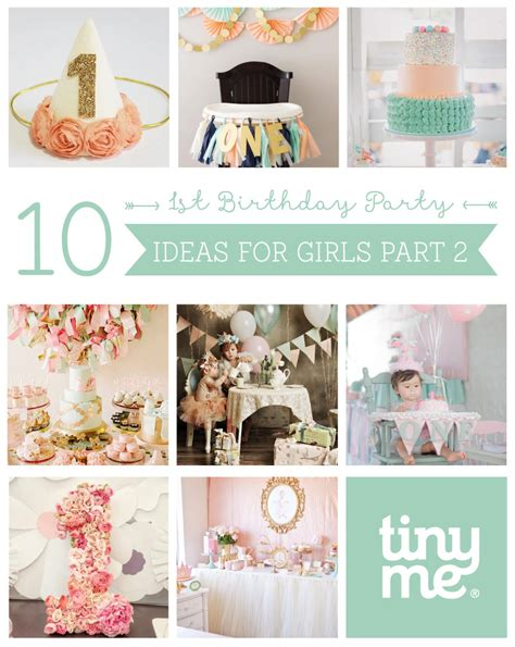 10 1st birthday party ideas for part 2 tinyme 10 1st birthday party ideas for part 2 tinyme