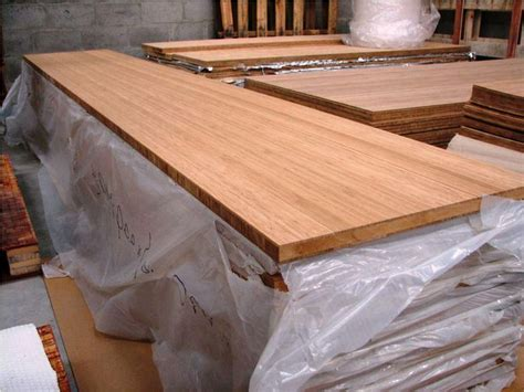 Why Bamboo Counter Top For Kitchen  Httpcountertops