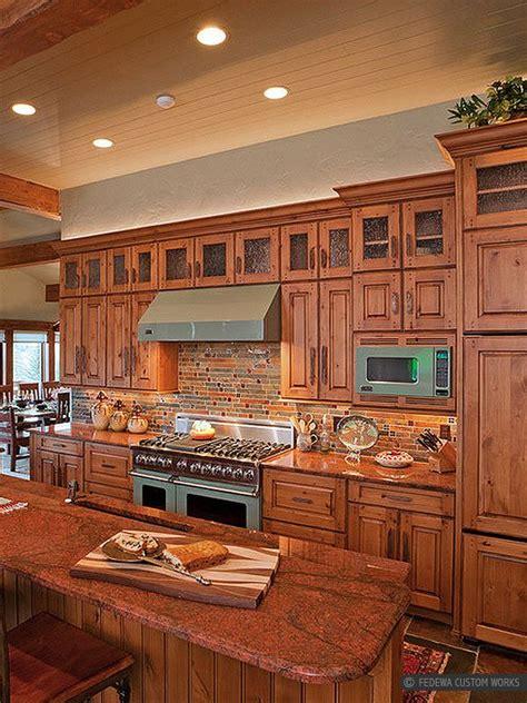 Slate Kitchen Backsplash brown kitchen cabinet kitchen countertop brown