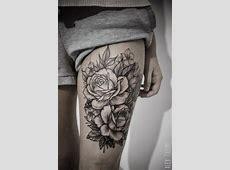 Tatouage Femme Bouddha Cuisse Tattooart Hd