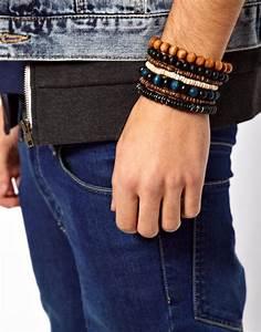 Tendance Mode Homme : bracelet mode homme je vous dis tout sur la tendance du moment pour les bijoux ~ Preciouscoupons.com Idées de Décoration