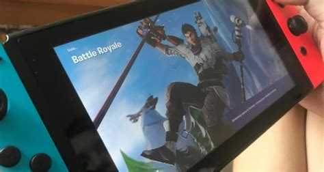 stuff  fortnite nintendo switch