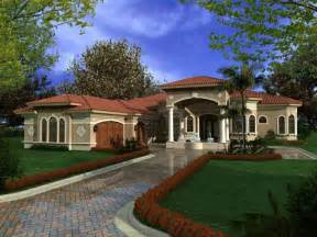 mediterranean home plans one story mediterranean house plans mediterranean houses