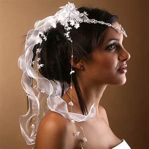 coiffe de mariee 243 eclats de cristal With accessoires de mariage