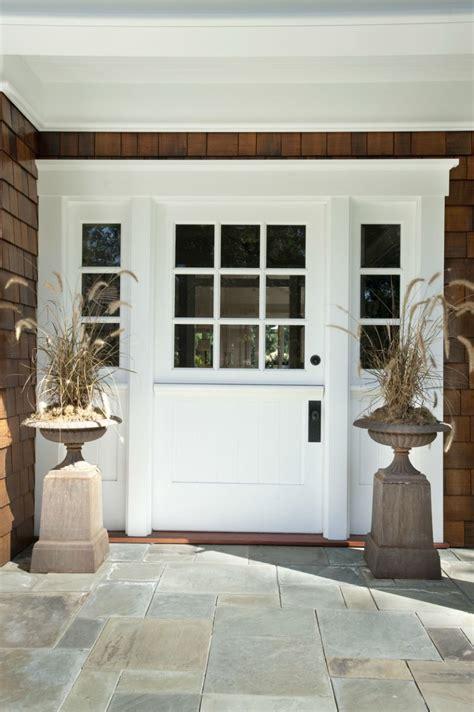 dutch doors        installing