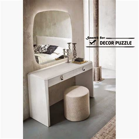 beautiful dressing tables modern dressing table designs with mirror for