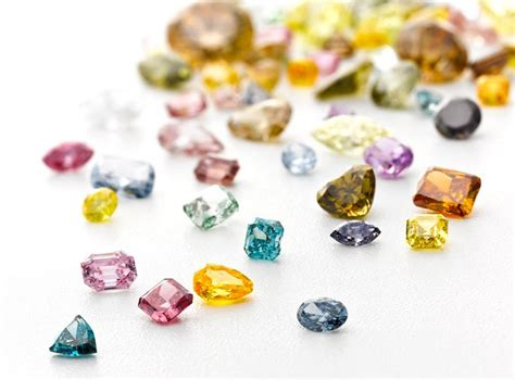 fancy colored diamonds the spectrum of colorful diamonds