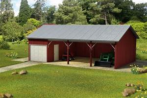 pole building home plans and prices joy studio design With 20x30 pole barn cost