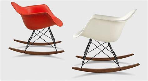 rocking chair eames pas cher 28 images chaise a bascule eames avec rar transparent 3q jpg id