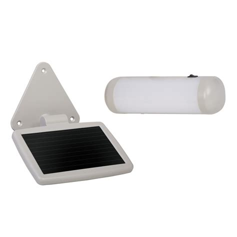 sunforce solar shed light the home depot canada