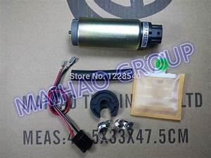 Universal Replacement In Tank Electric Fuel Pump Install Kit For Hyundai Kia Mazda Toyota 255lph