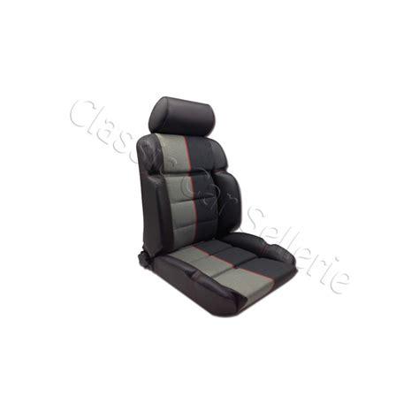 sieges 205 gti ensemble garnitures de sièges cuir ramier peugeot 205 gti